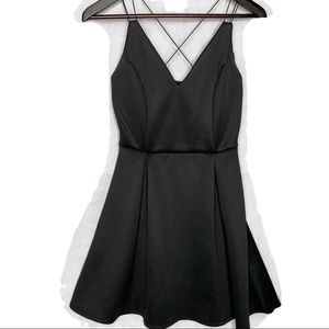 Charlotte Russe Black Cocktail Dress Small